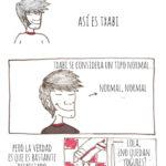 ASÍ ES TXABI EL ADORABLE PROTAGONISTA DE «LOLA & TXABI»