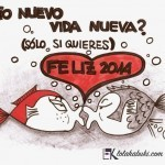 FELIZ 2014, TE DESEAMOS UN FELIZ AÑO NUEVO