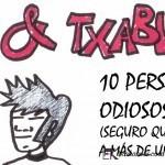 10 PERSONAJES ODIOSOS DE «LOLA & TXABI»
