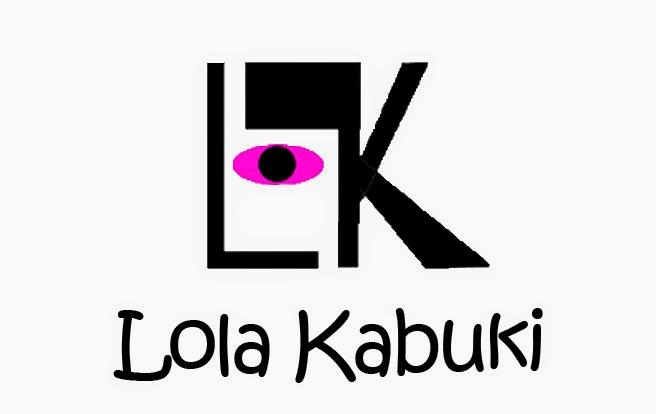 LOGO LOLA KABUKI