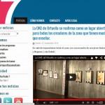 LOLA KABUKI ENTREVISTADA EN «TELE 7» Y EN «ENORTUELLA.COM»