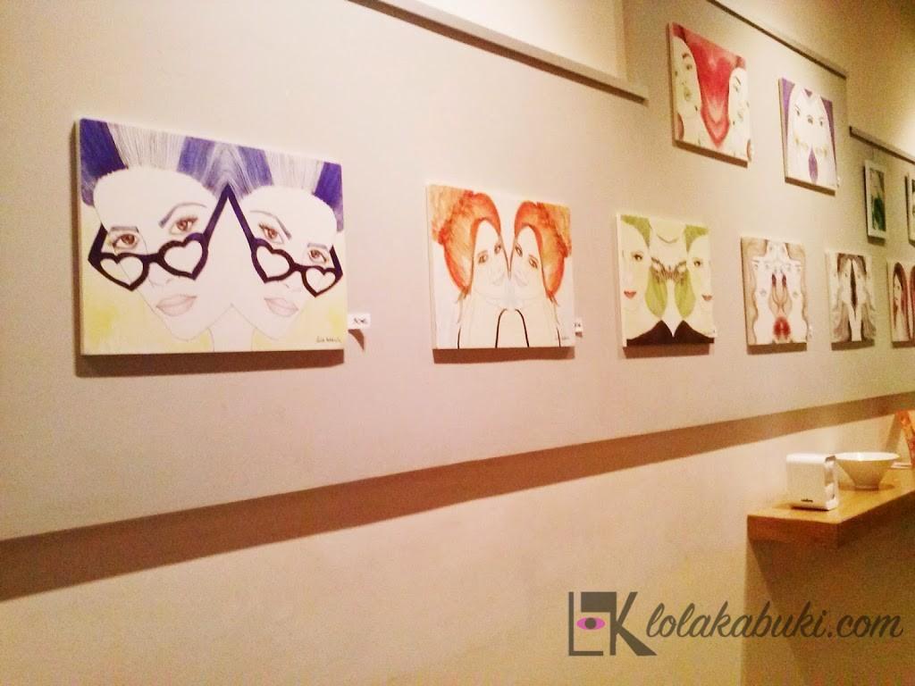 Exposición en el Malandrino