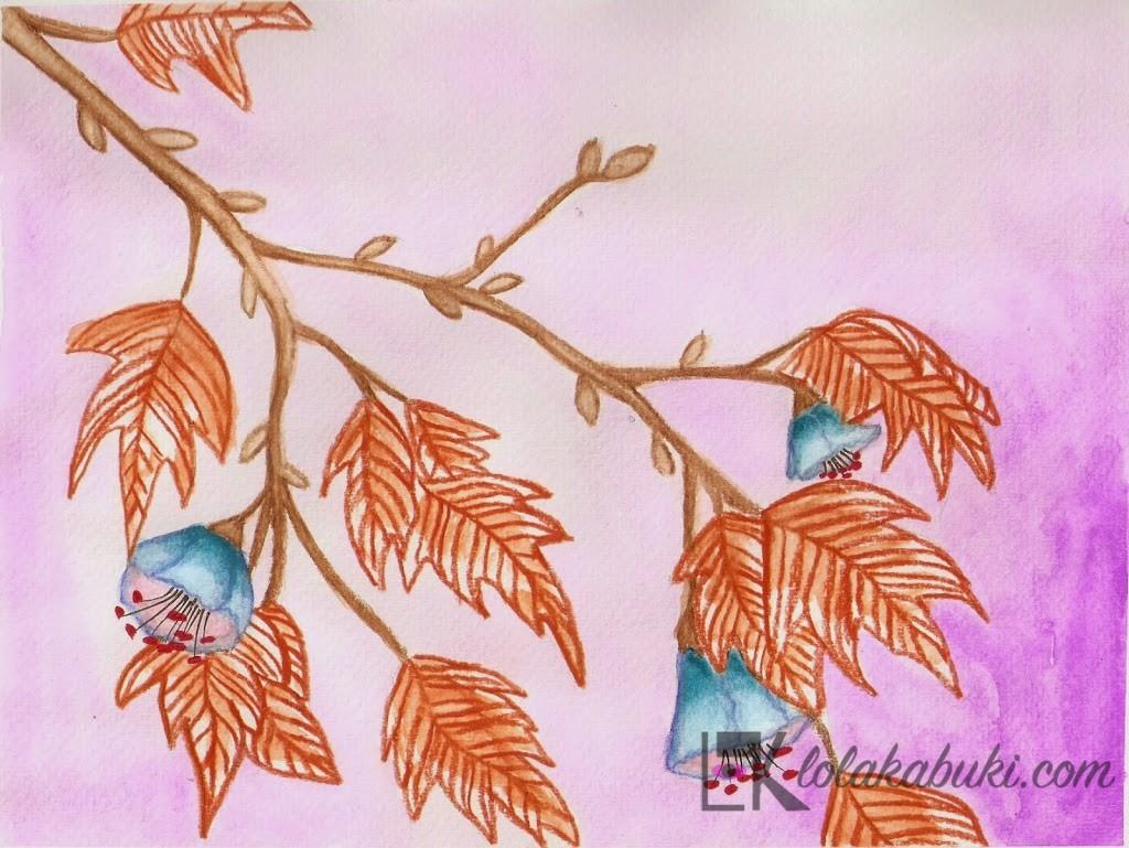 Colección de Flores en tonos Pastel