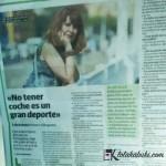 ENTREVISTA EN EL SUPLEMENTO DEL DIARIO EL CORREO