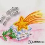 «UNA ESTRELLA EN MI TAPER», DISEÑO EL CARTEL DE ESTE PROYECTO SOLIDARIO
