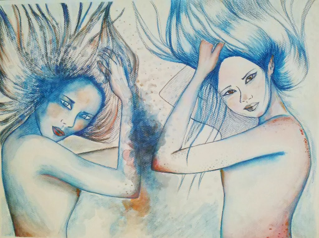 """Pensamientos Sumergidos"" de Lola Kabuki"