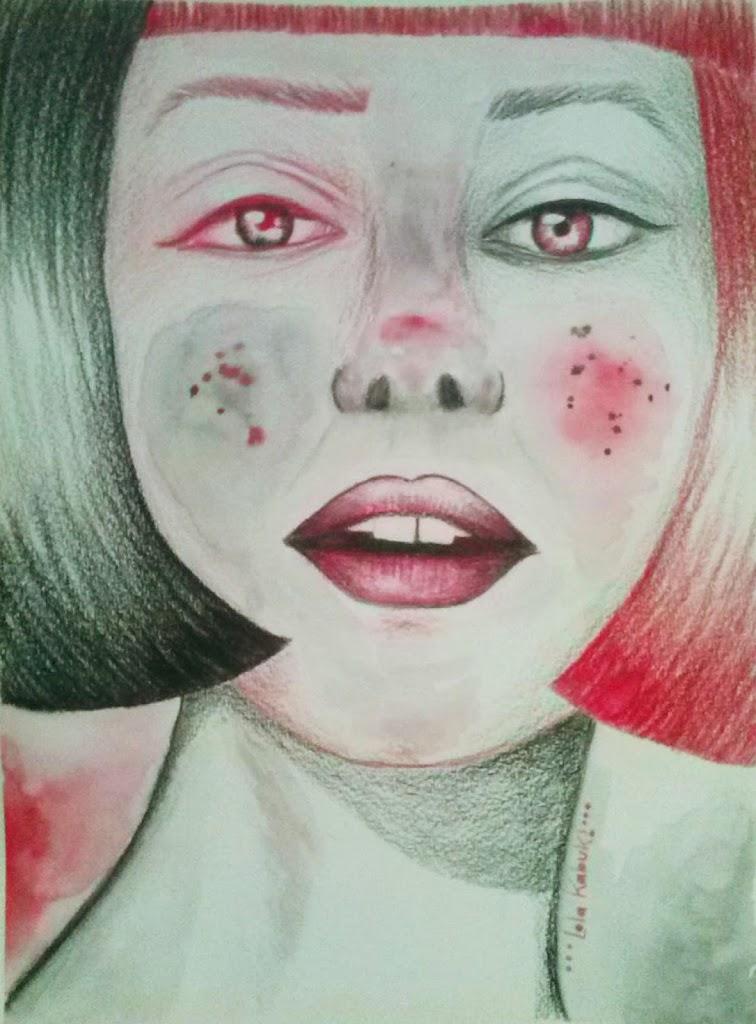 """""""Ying yang"""" de Lola Kabuki."""