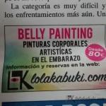 ENSESTAO.COM, ANUNCIO MIS BELLY PAINT EN ESTE PERIODICO