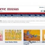 LA WEB LAS NUEVE MUSAS, DEDICA UN ESPACIO A LOLA KABUKI