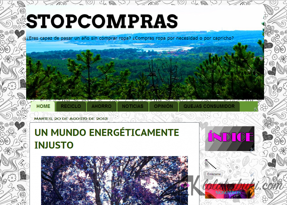 STOPCOMPRAS 2012