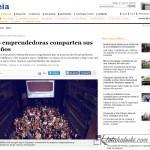 » NESKWORKING » DE EMPRENDEDORAS EN EL DIARIO DEIA