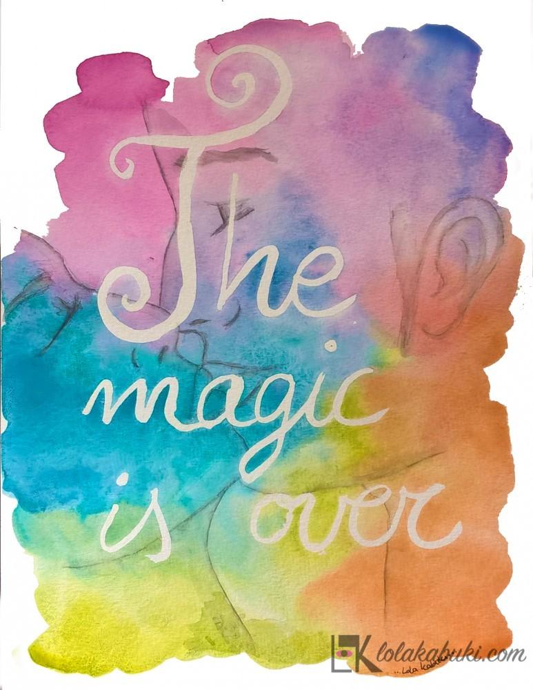 LETTERING MAGIC