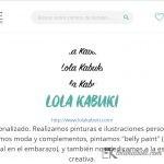 LOLA KABUKI FORMA PARTE DE LOS BLOGS DE LIONSHOME