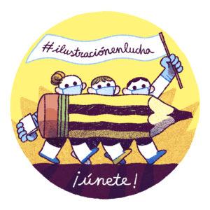 #ILUSTRACIÓNENLUCHA, NUESTRO GRANITO DE ARENA…