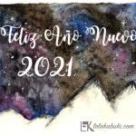 2021, OS DESEO UN FELIZ AÑO NUEVO